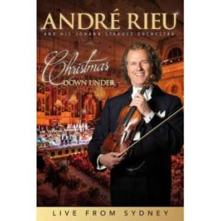 CHRISTMAS DOWN UNDER... - Rieu André [DVD]